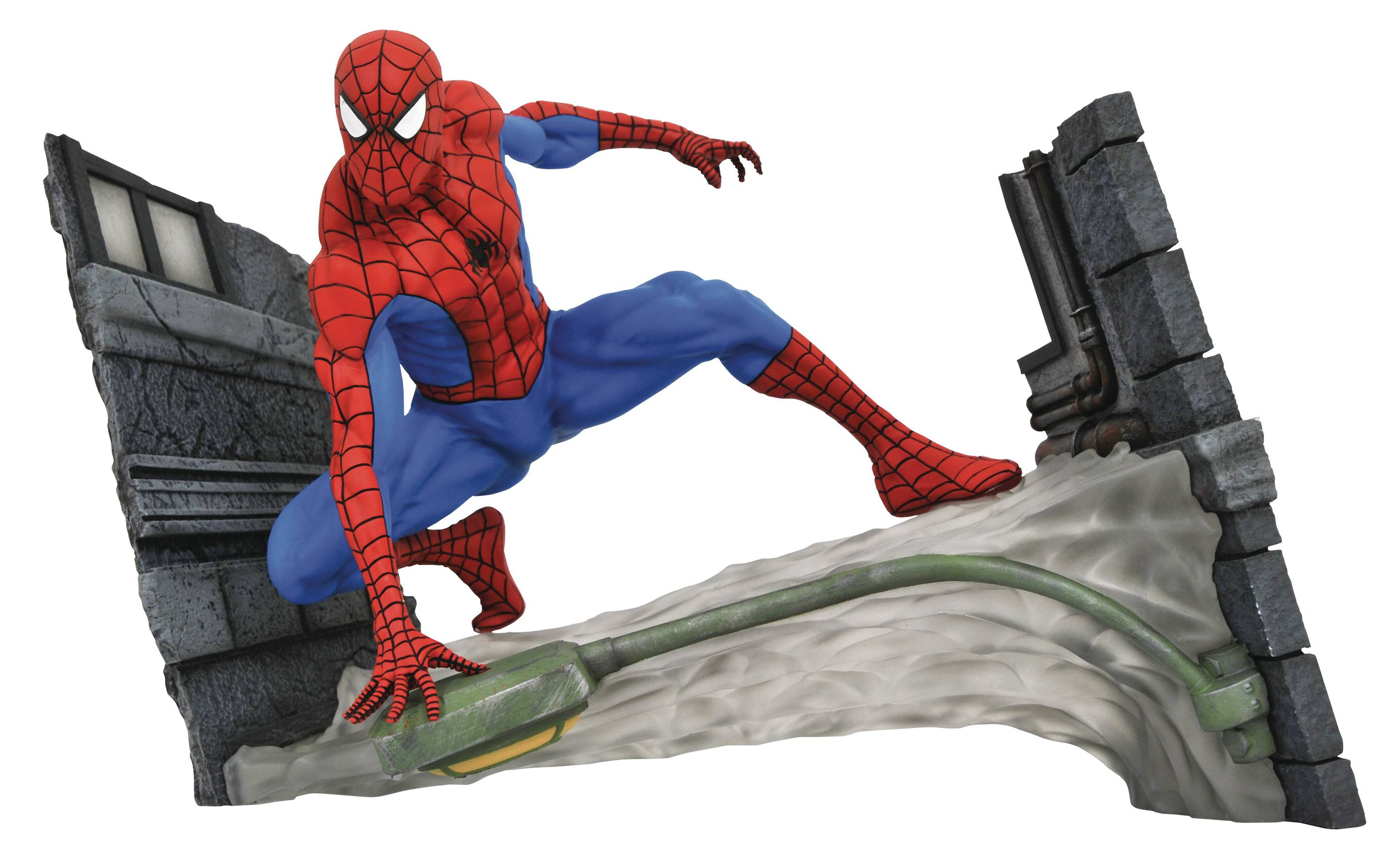 Diamond Marvel Gallery Spider-Man Comic Version Statue