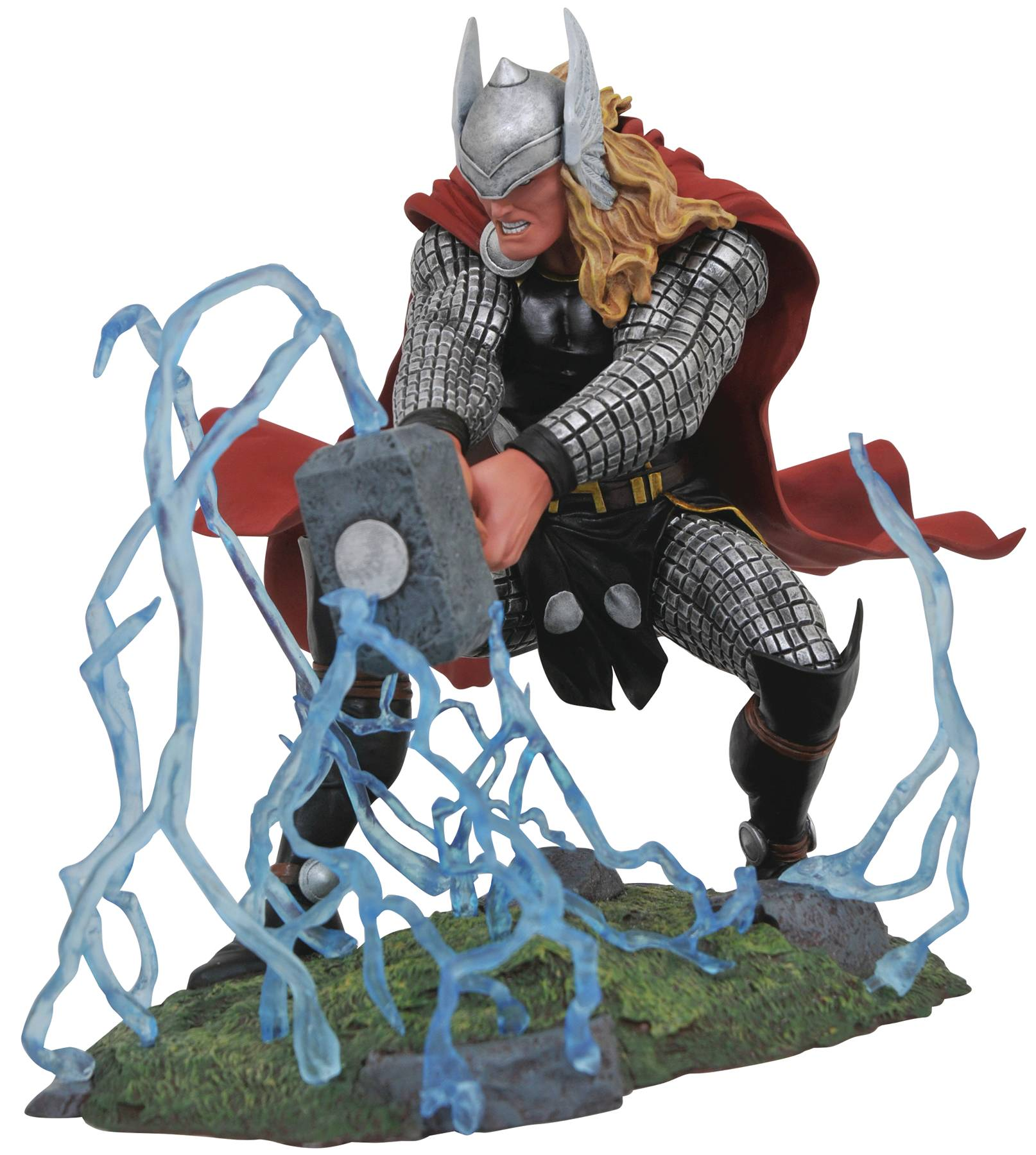Diamond Marvel Gallery Thor Statue
