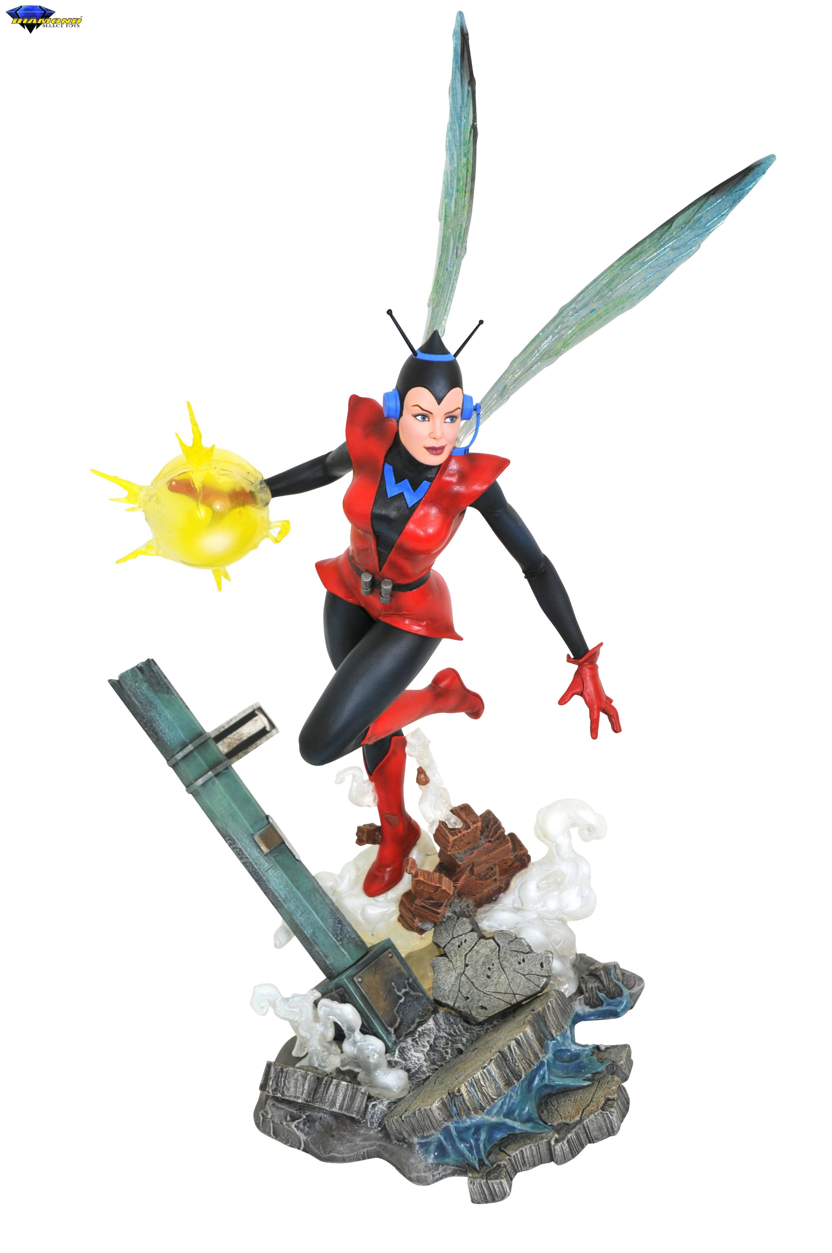 Pre-Order Diamond Marvel Gallery Wasp VS Statue