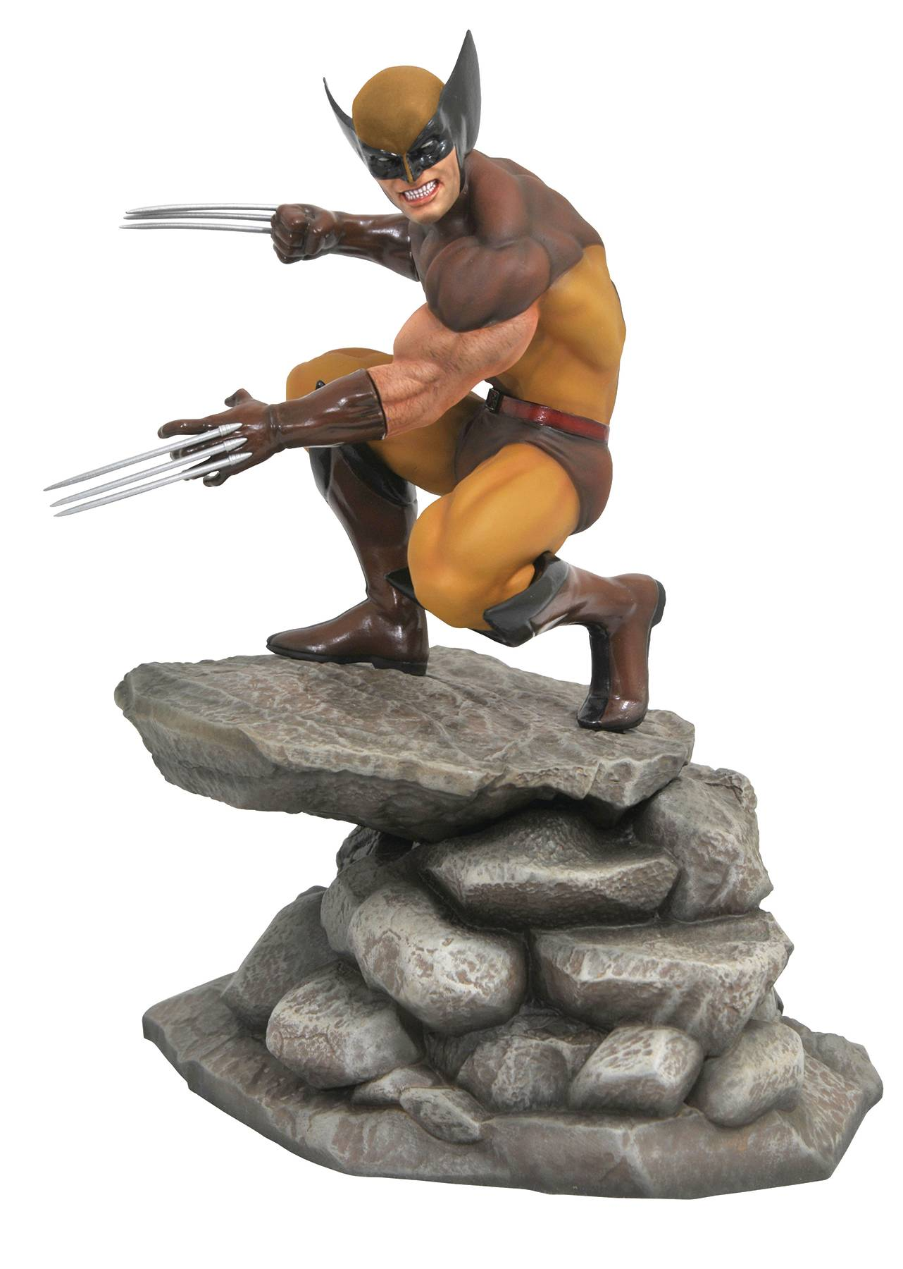 Diamond Marvel Gallery Wolverine Statue