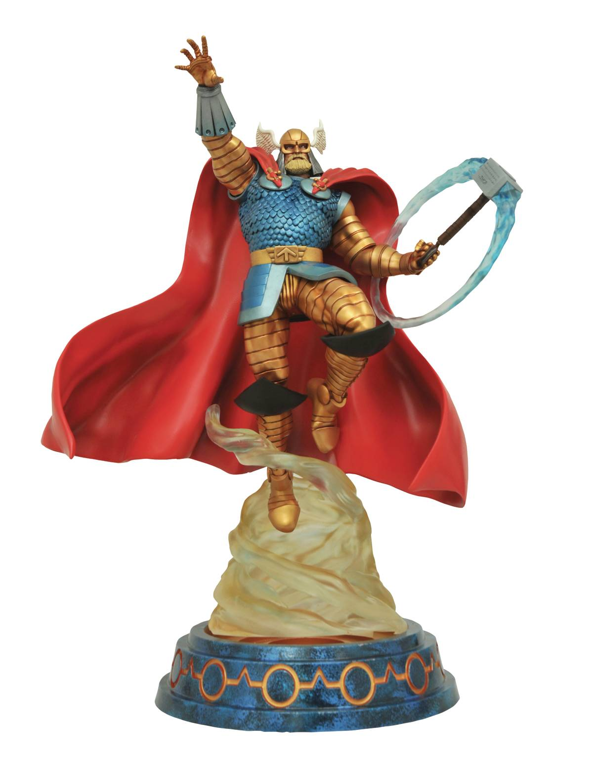 Diamond Marvel Milestones Armored Thor Statue
