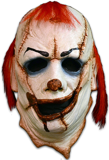 Trick or Treat The Following Clown Skinner Face Mask