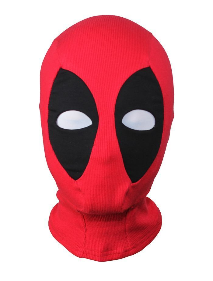 Marvel Deadpool Cosplay Mask