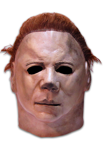Trick or Treat Halloween II Michael Myers Deluxe Mask