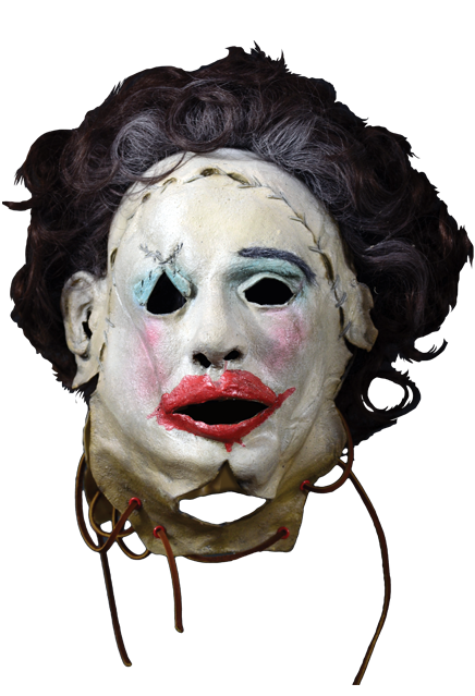 Trick or Treat Texas Chainsaw Massacre Leatherface Mask