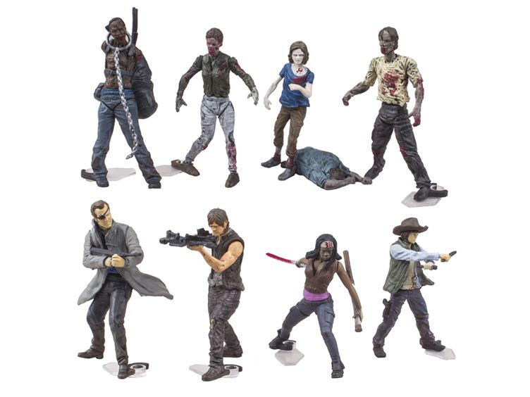 McFarlane Walking Dead Building Figure Series 01 - Blind Bag