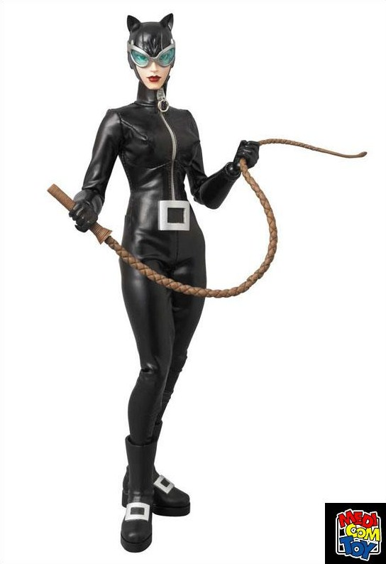 Medicom DC Comics Hush Catwoman Real Action Hero (RAH) Figure