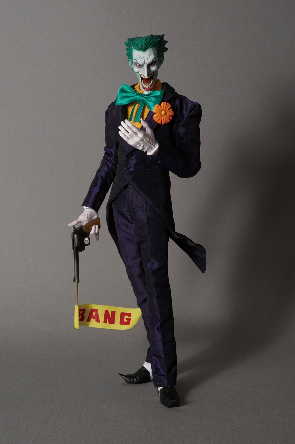 Medicom DC Comics Hush Joker Real Action Hero (RAH) Figure
