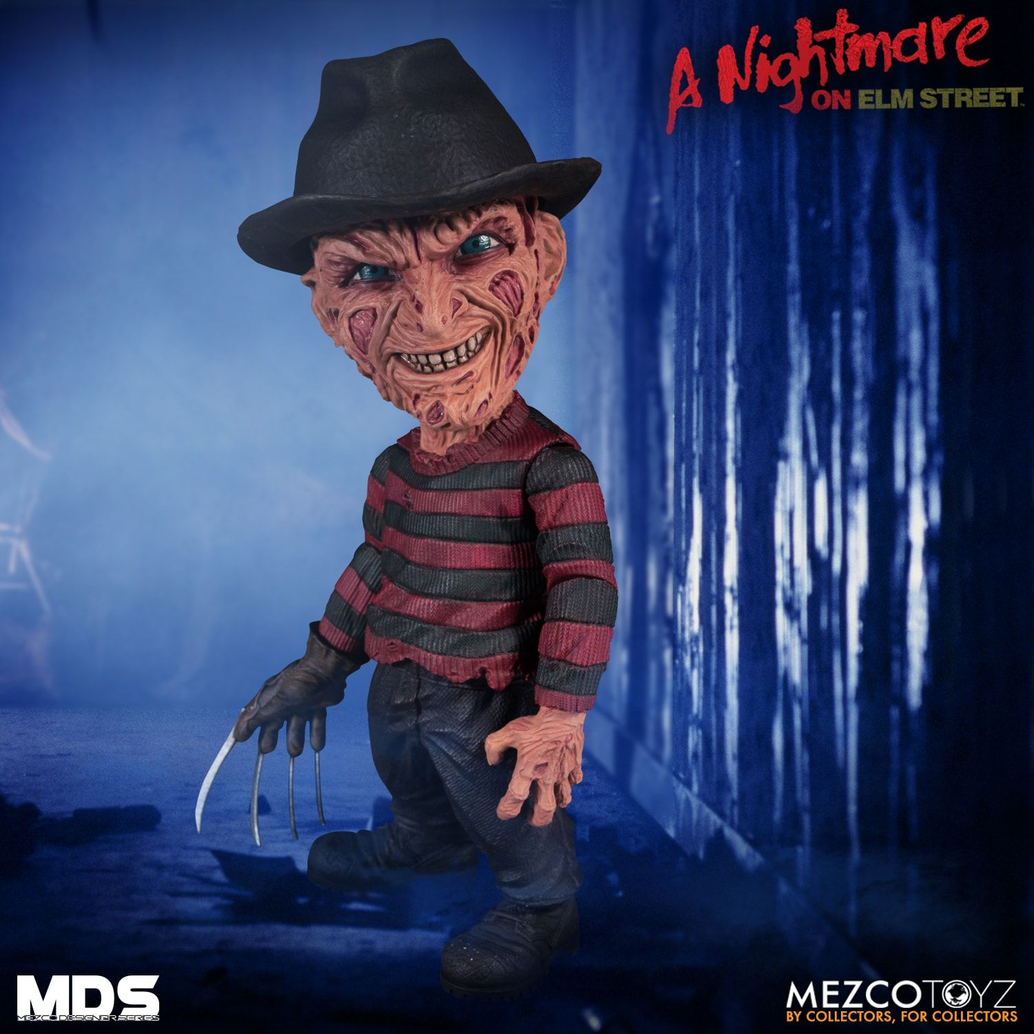 Mezco Nightmare on Elm Street Freddy Krueger