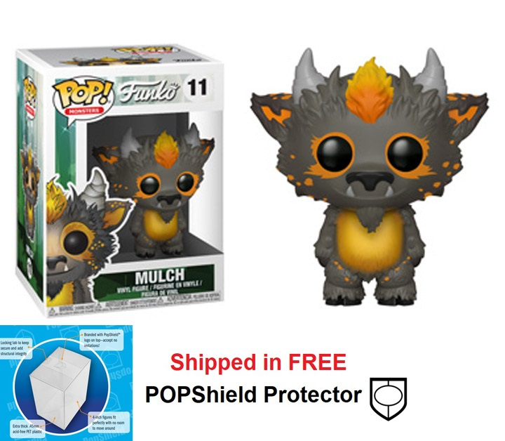 Funko POP Monsters Wetmore Forest Mulch - #11