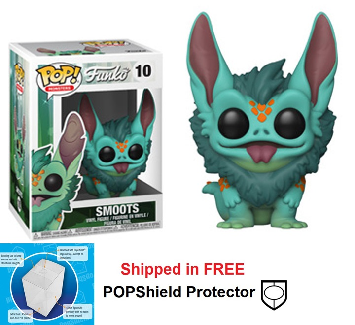 Funko POP Monsters Wetmore Forest Smoots - #10