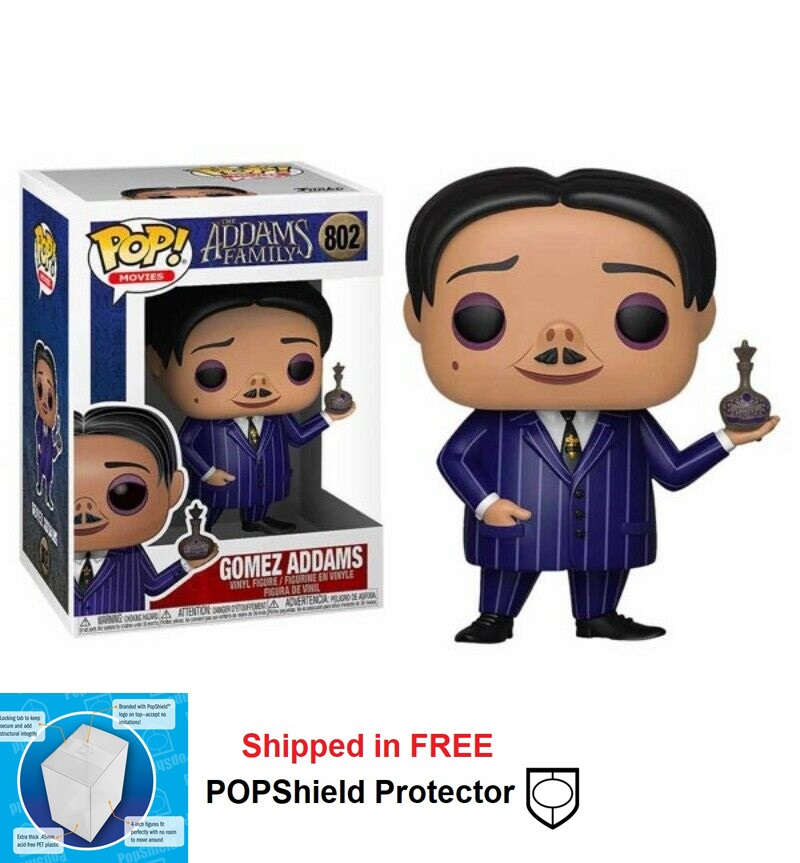 Funko POP Movie Addams Family Gomez Addams - #802