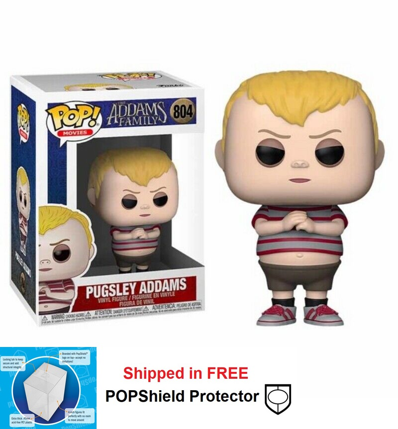 Funko POP Movie Addams Family Pugsley Addams - #804