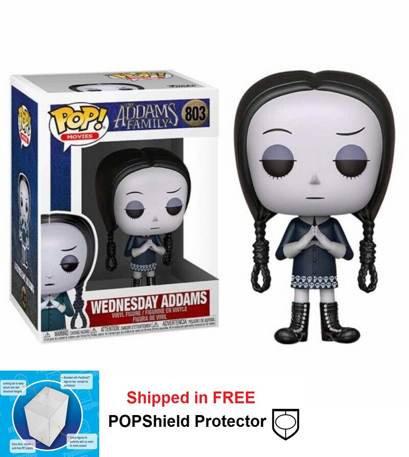 Funko POP Movie Addams Family Wednesday Addams - #803