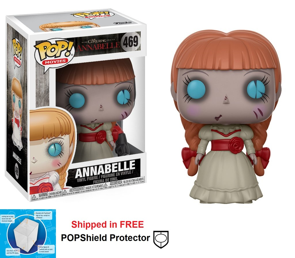 Funko POP Movies Conjuring Annabelle Figure - #53