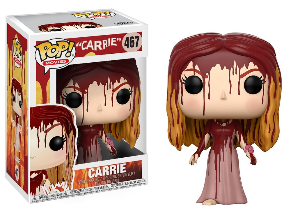 Funko POP Movie Carrie Figure - #467