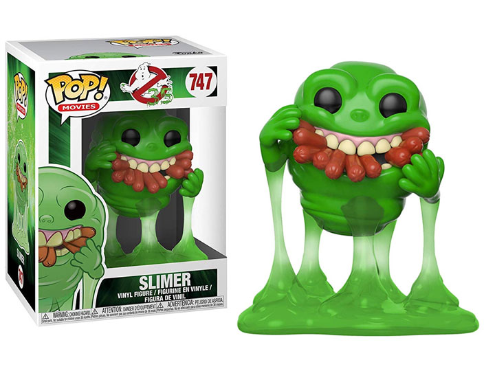 Funko POP Movie Ghostbusters Slimer - #747