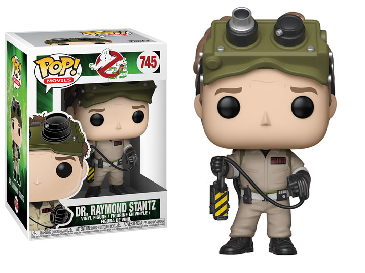 Funko POP Movie Ghostbusters Dr. Raymond Stantz - #745