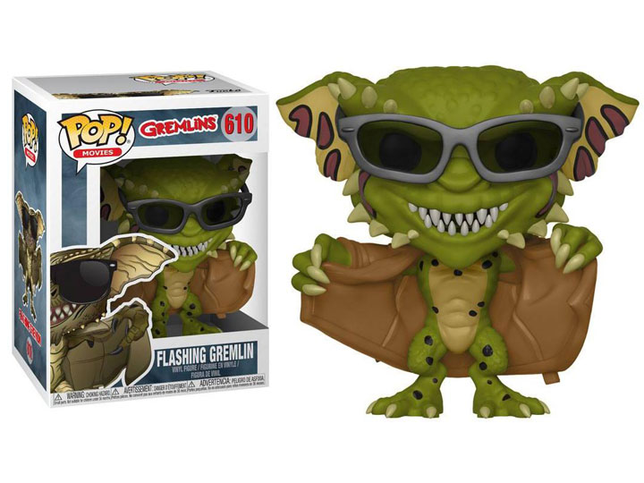 Funko POP Movie Gremlins Flashing - #610