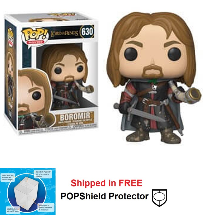 Funko POP Lord of the Rings Boromir - #630