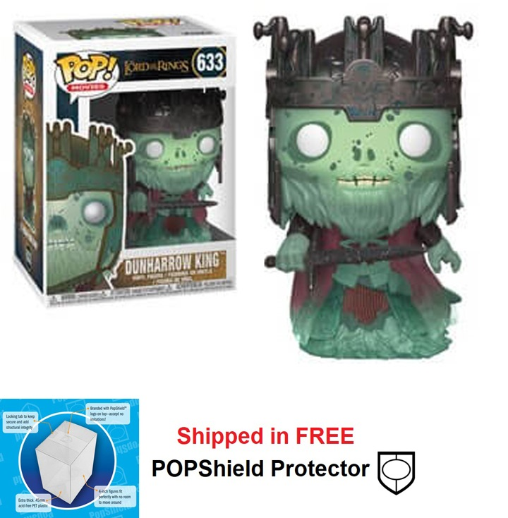 Funko POP Lord of the Rings Dunharrow King - #633