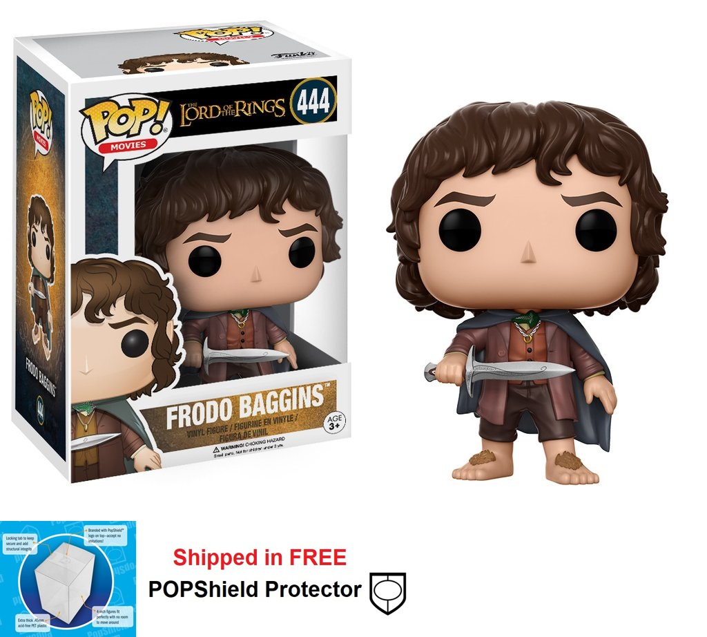 Funko POP Lord of the Rings Frodo Baggins Figure - #444