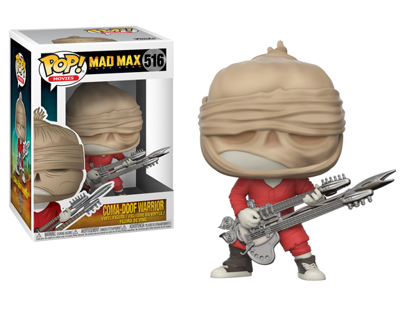 Funko POP Movie Mad Max Fury Road Coma-Doof Figure - #516