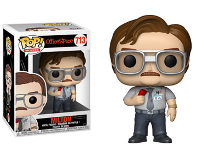 Funko POP Office Space Milton - #713