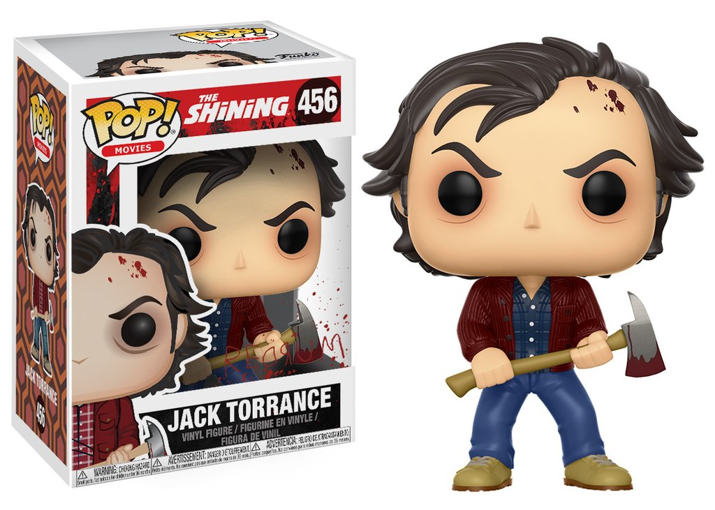 Funko POP Movie Shining Jack Torrance Figure - #456