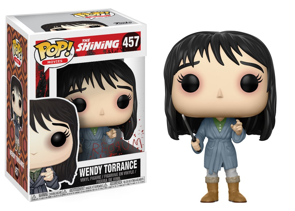 Funko POP Movie Shining Wendy Torrance Figure - #45