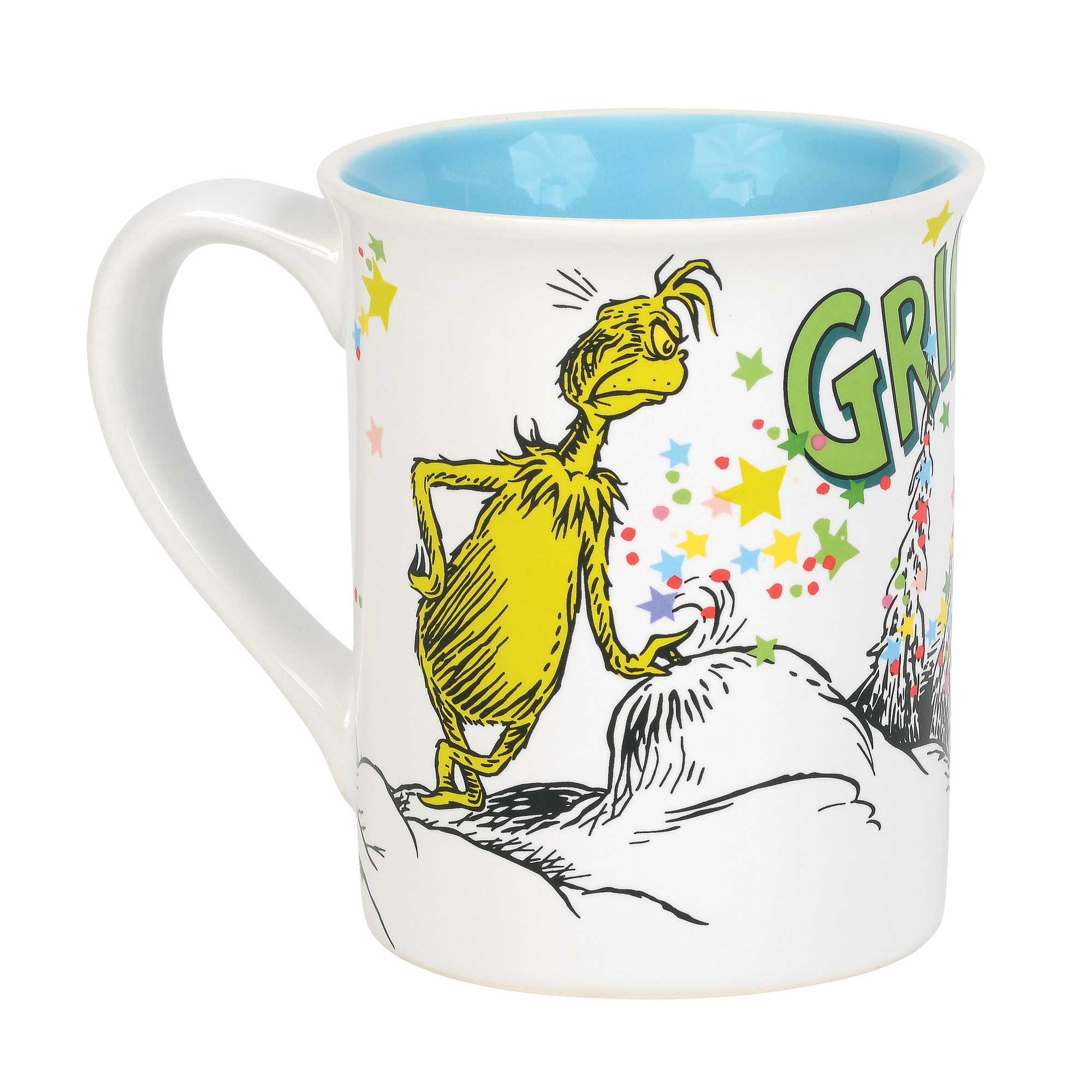 Department 56 Grinch Mug
