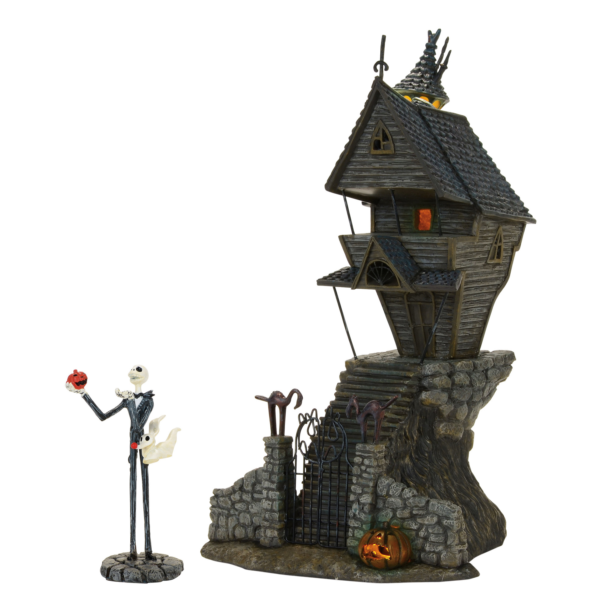 Nightmare Before Christmas Jack Skellington's House