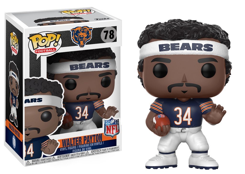 Funko POP NFL Legends Walter Payton - #78