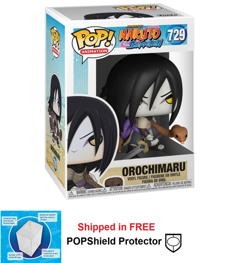 Funko POP Animation Naruto Orochimaru - #729