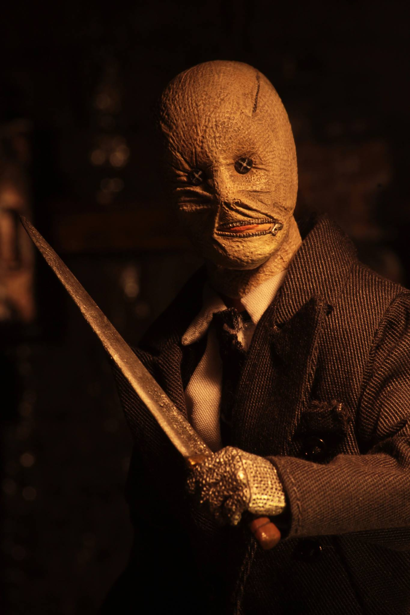 NECA Nightbreed Decker Clothed Figure