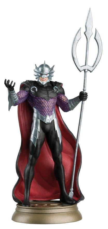 Eaglemoss Dc Comics Justice League Chess Zatanna Figurine Dc Comics