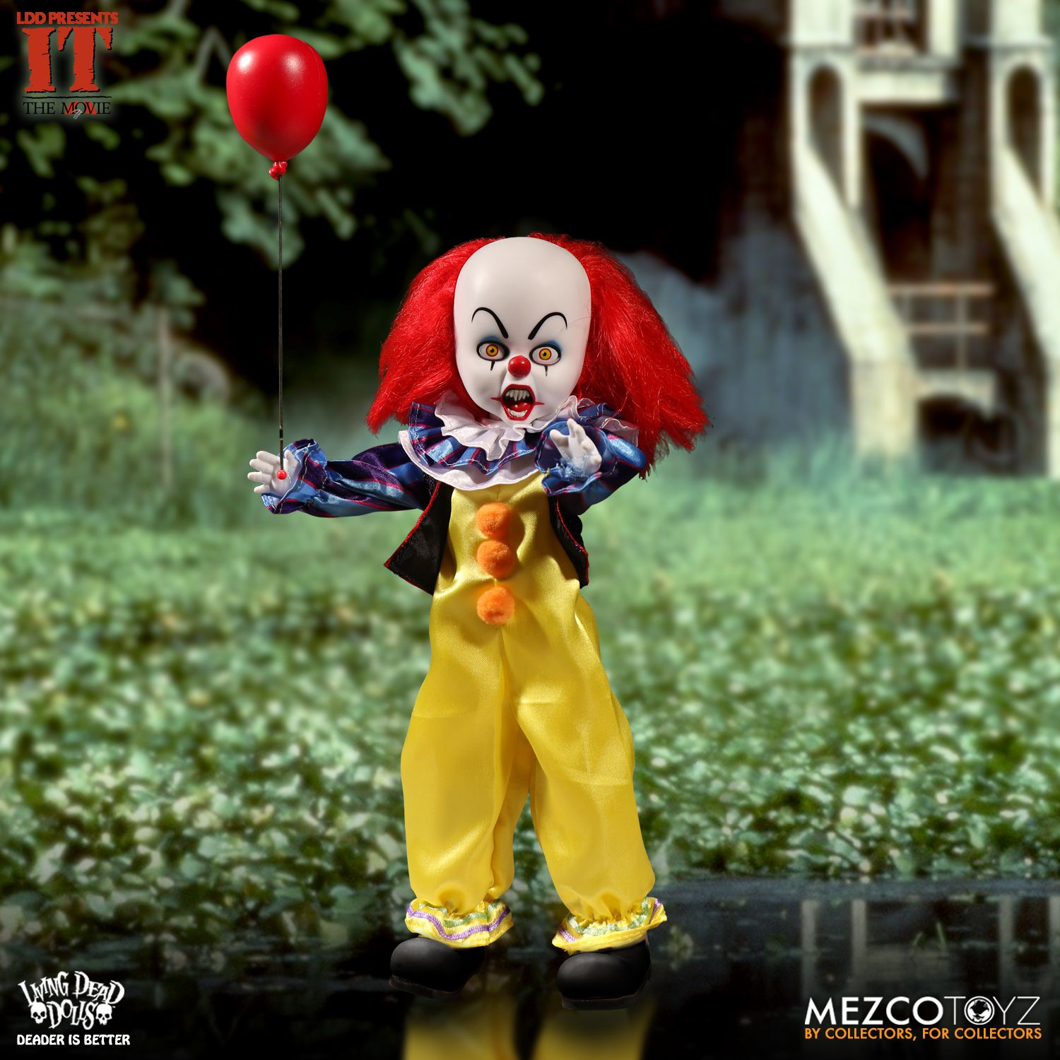 Mezco Pennywise Living Dead Doll