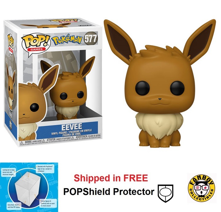 Funko POP Games Pokemon Eevee - #577