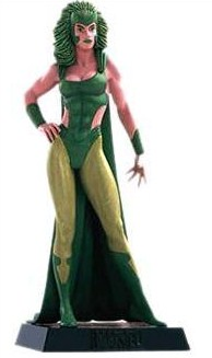 Eaglemoss Marvel Comics Polaris Lead Figurine