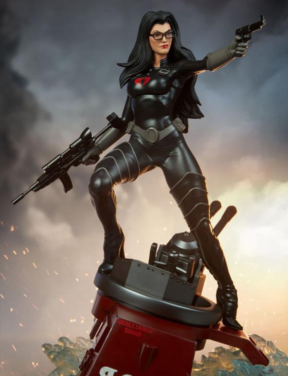 Pre-Order Pop Culture Shock GI Joe Baroness Statue