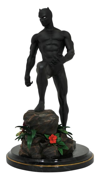 Pre-Order Diamond Marvel Premier Collection Black Panther Statue