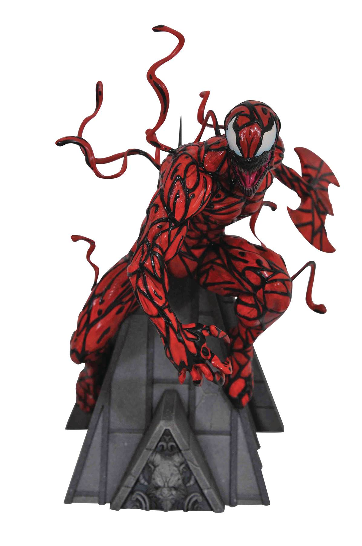 Diamond Marvel Premier Collection Carnage Statue