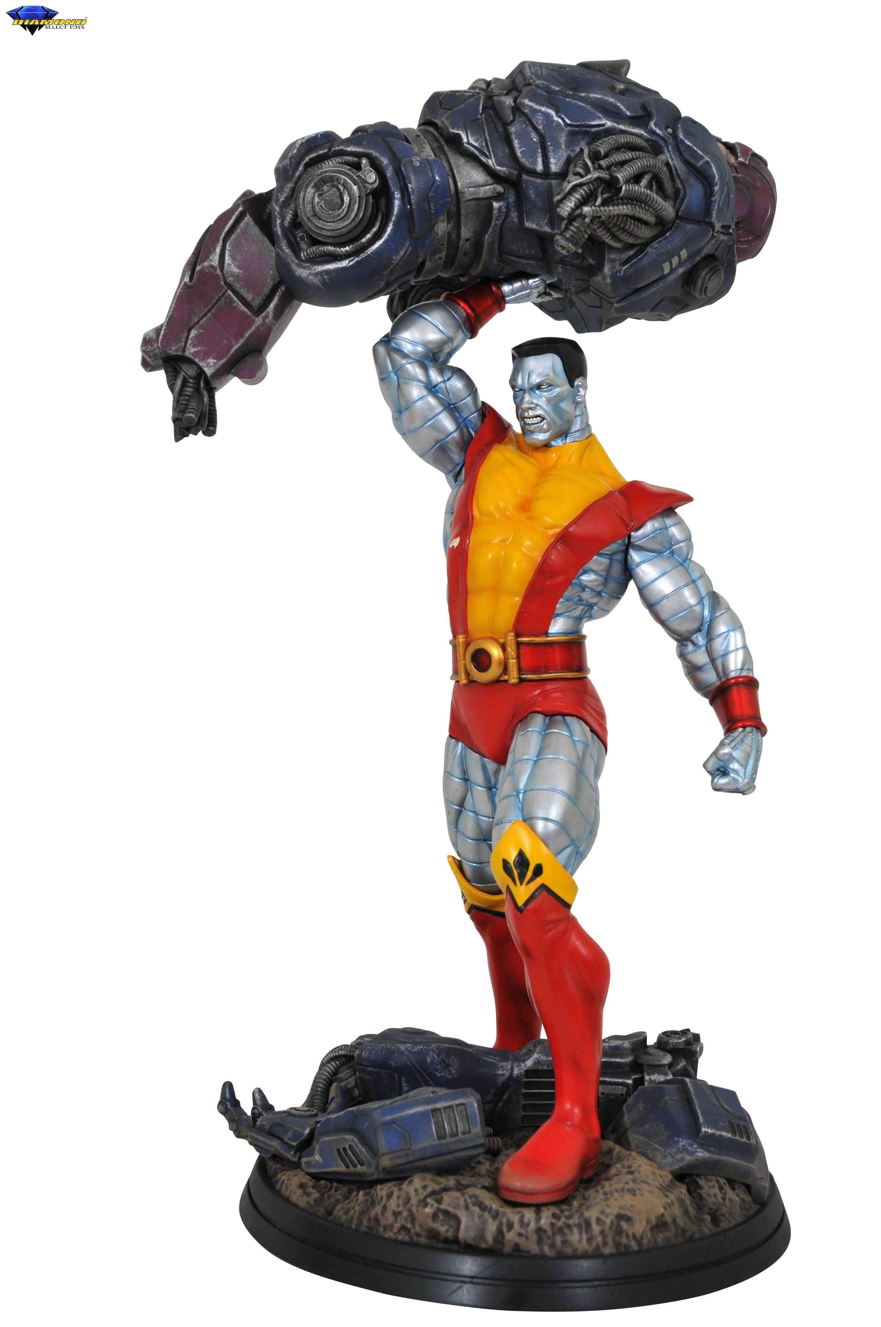 Pre-Order Diamond Marvel Premier Collection Colossus Statue