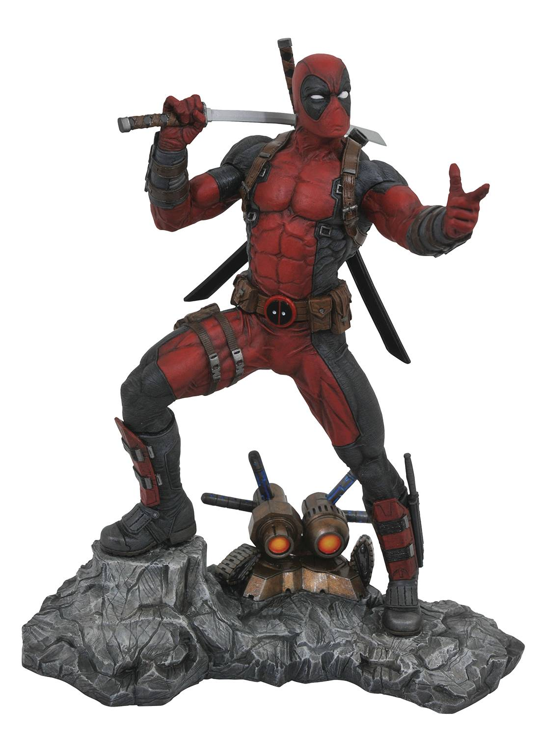 Diamond Marvel Premier Collection Deadpool Statue