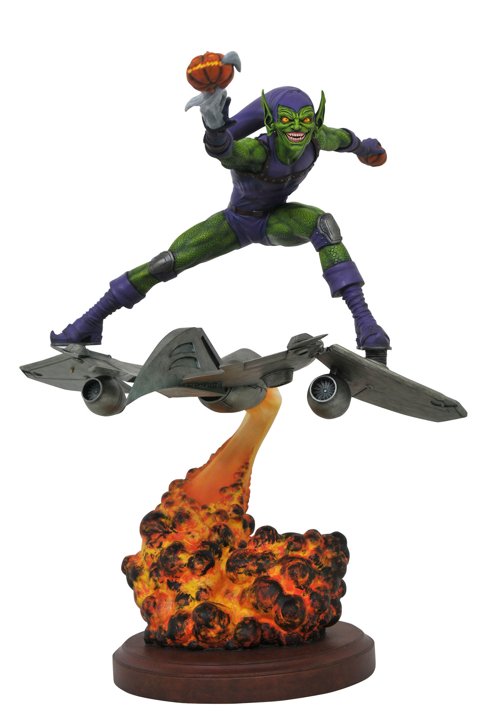 Pre-Order Diamond Marvel Premier Collection Green Goblin Statue