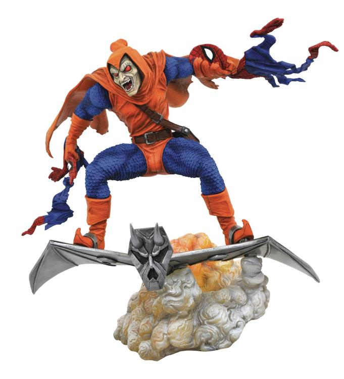 Pre-Order Diamond Marvel Premier Collection Hobgoblin Statue