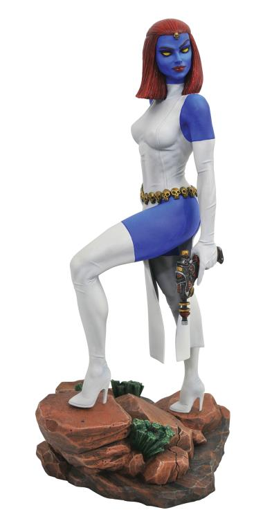 Diamond Marvel Premier Collection Mystique Statue