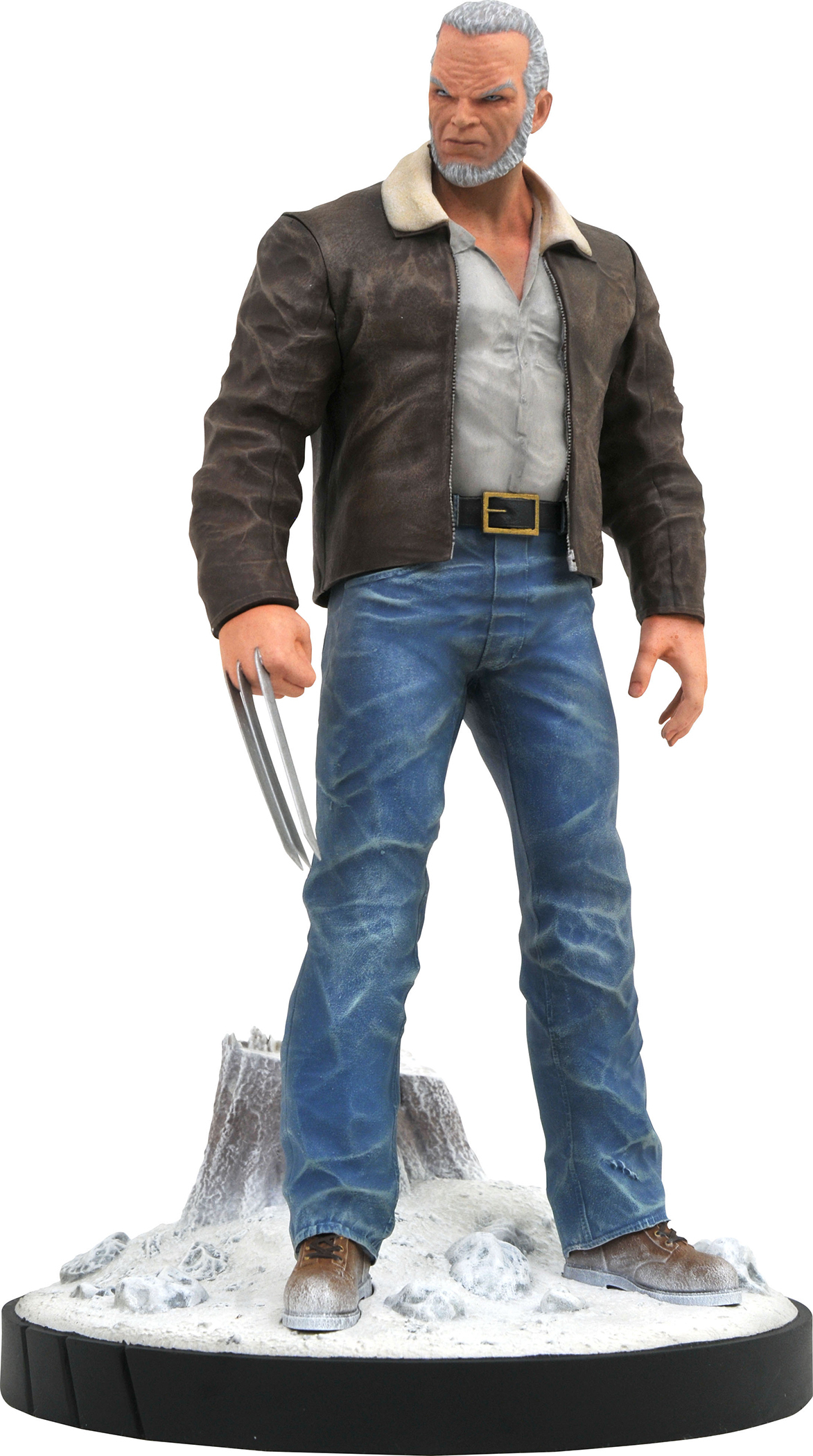 Pre-Order Diamond Marvel Premier Collection Old Man Logan Statue