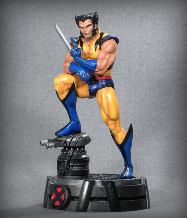 Diamond Marvel Premier Collection Wolverine Statue