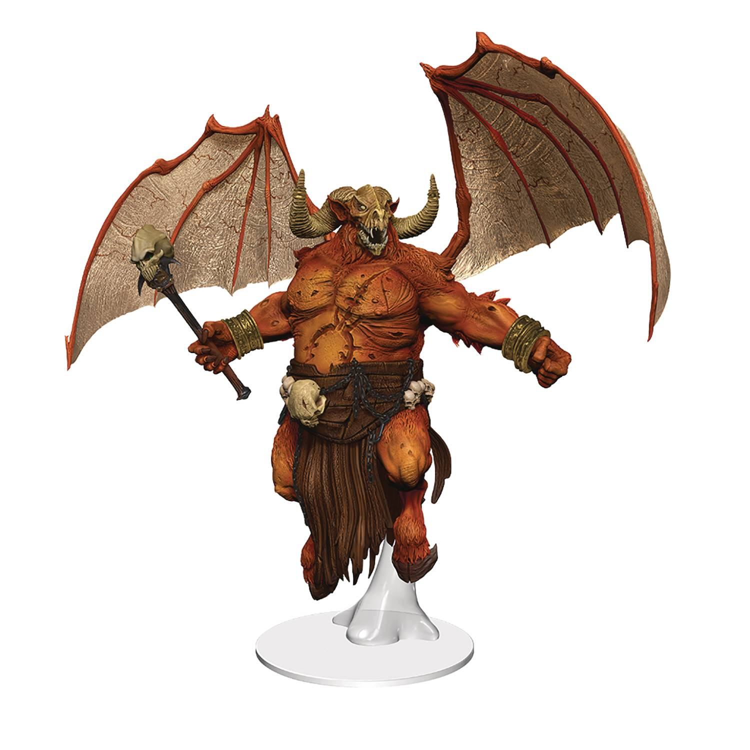 D&D Icons of the Realms Demon Lord Orcus Premium Figure